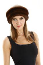 cappello visone